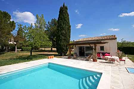 Location Maison Piscine Prive Baux De Provence Alpilles  Saint